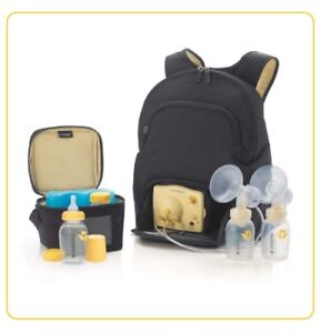 Medela Pump in style double breast pump backpack