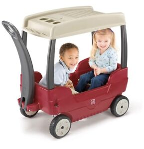 FS: Brand New in Box Step2 Canopy Wagon 2 seater Never Used