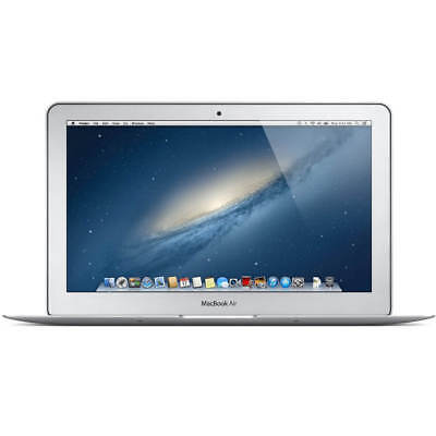 "Apple MacBook Air 11.6"" LED Laptop 2GB 64GB SSD Pith i5-2467M Dual Core 1.6GHz"