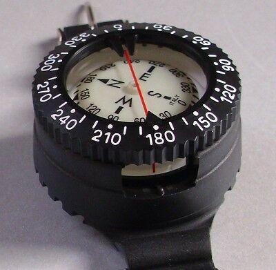 Taucher Kompass  Peilkompass  Armkompass compass