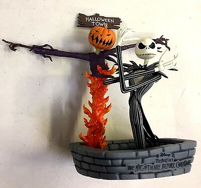 THE NIGHTMARE BEFORE CHRISTMAS Jack in Halloweentown - Figur - 6
