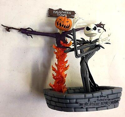 THE NIGHTMARE BEFORE CHRISTMAS Jack in Halloweentown - Figur - 6