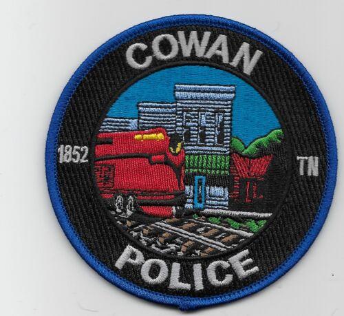Train Cowan Police State Tennessee TN NEW