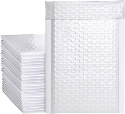 Poly Bubble Mailers 3 Padded Envelopes Bags Self-seal 8.5 X 14.5 - 25100 Pcs