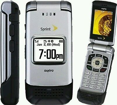 Sanyo Pro 200 - (Sprint) (Never used ) (No Box)