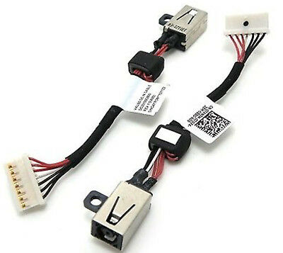 DC Power Jack Cable Dell XPS 15 9530 9550 Precision M3800 M5510 0TPNTM OTPNTM for sale  Shipping to India