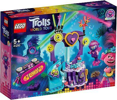 Lego 41250 - Trolls - Fiesta de Baile en Techno Reef -...