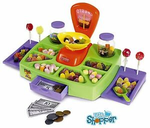 Pick Mix Sweet Shop Casdon Childrens Kids Role Play Activity Toy Market Grocery