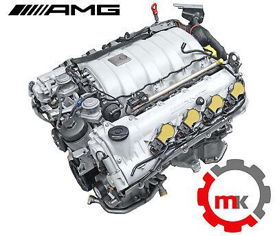 Mercedes M-Klasse W164 ML63 AMG 510 PS M156980 Motor Generalüberholung M156.980