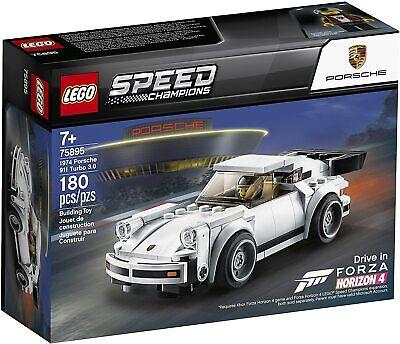 LEGO 75895 Speed Champions 1974 Porsche 911 Turbo 3.0 180-pcs
