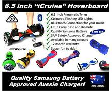 Hoverboard, Balance-Scooter, LEDs, BT, Speakers, Approved Ch...