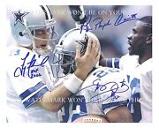 Troy Aikman Autograph Photo