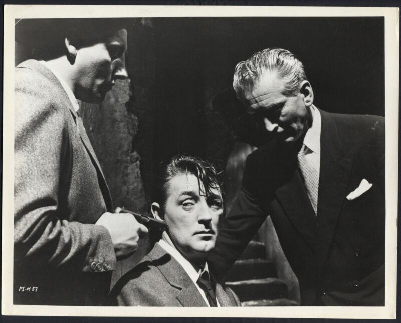 Foreign Intrigue '56 LAURITZ FALK ROBERT MITCHUM FREDERIC O'BRADY
