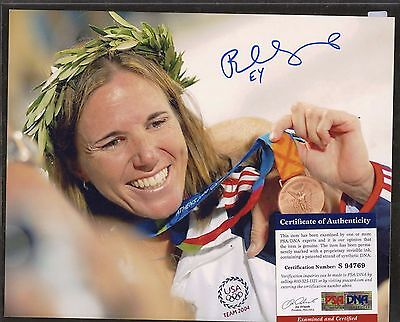 Elaine Youngs Signed 8x10 Photo PSA/DNA COA AUTO Autograph