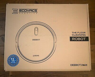 ECOVACS Deebot N79S Floor Cleaning Robot Vacuum Cleaner DN622.11 *Vacuum Only*