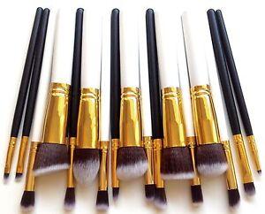 MakeUp Brush Set Pro18pc with bonus LED Mirror Floreat Cambridge Area Preview