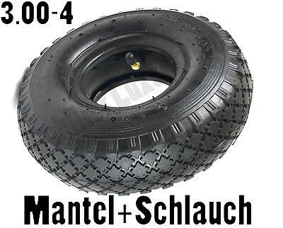 Set Mantel Schlauch 260x85mm Reifen Decke Sackkarre Autoventil Bollerwagen