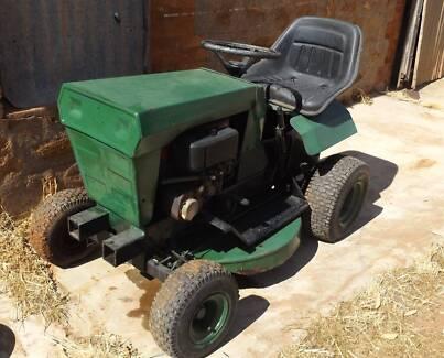 12.5 HP cox mower