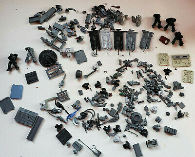 Warhammer 40k Space Marines bits army lot
