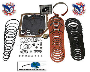 GM-TH350-C-Transmission-Rebuild-Kit-High-Performance-Master-Kit-Stage-2-Alto-Red