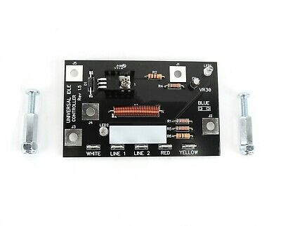 Lincoln Welder Sa-200 Sa-250 Gas Low Idle Electronics Board Bw174-k