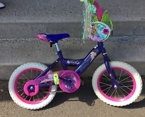 Tinkerbell bicycle, size 14