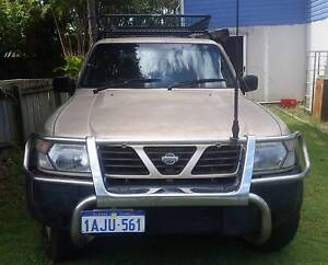 1999 Nissan Patrol Wagon Burpengary Caboolture Area Preview