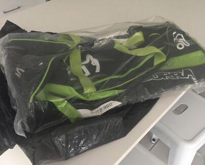 BNWT Kookaburra Cricket Bag with wheels