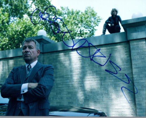 Sean Pertwee Signed Autographed 8x10 Photo GOTHAM COA