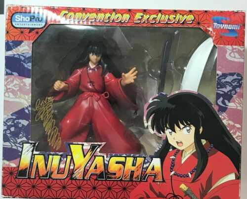 Toynami ShoPro Inuyasha Convention Exclusive Action Figure #1842/2000
