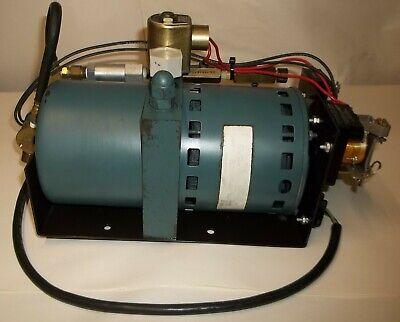 Mte Ac S202 Series Positive Displacement Hydraulic Pump W Reservoir S202t-1872
