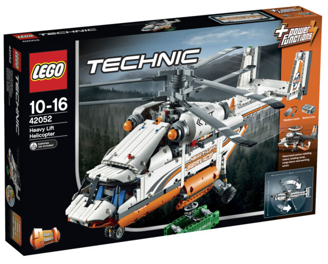 LEGO® TECHNIC® 42052 Heavy Lift Helicopter