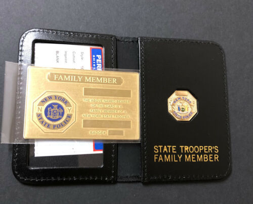 PBA 2021 AUTHENTIC  GOLD BRASS CARD AND WALLET