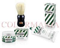 Proraso Crema Pre Barba + 2 Sapone Da Barba Vescica 500 Ml + Pennello Omega 49 - omega - ebay.it