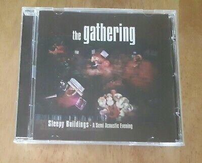 The Gathering- Sleepy Buildings A Semi Acoustic Evening CD excellent condition segunda mano  Embacar hacia Spain