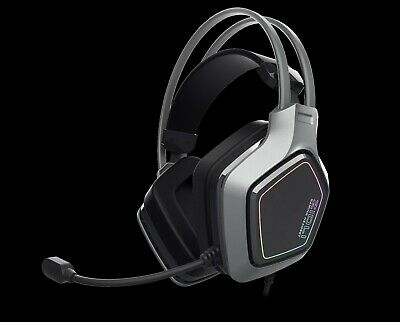 7.1 Surround Sound  Gaming Headsetwith Rainbow lights ZIDLI ZH21 for PS4/PC