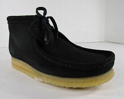 Clarks Originals Wallabee Suede Footwear U.S. Men's Sz 7M / Women's Sz 8.5 Shoes