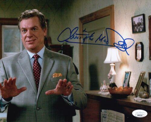 CHRISTOPHER McDONALD Signed 8x10 Photo HAPPY GILMORE Autograph JSA COA Cert