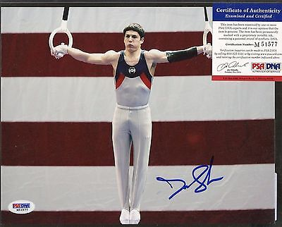 David Sender Signed 8x10 Photo PSA/DNA COA Autograph AUTO