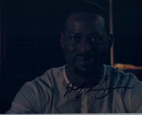 Sterling K Brown Signed Autographed 8x10 Photo THIS IS US COA