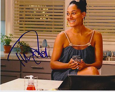 Tracee Ellis Ross Signed Blackish 8X10 Photo