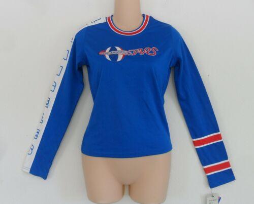 THROWBACK Hardwood Classics LOS ANGELES LA STAR Shirt-Jersey clippers Women sz M