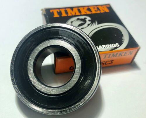 Timken 6203-2RS Bearing 17x40x12