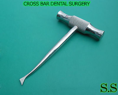 Cross Bar Dental Surgery Root Tooth Elevator Winter Left Cryer 11l