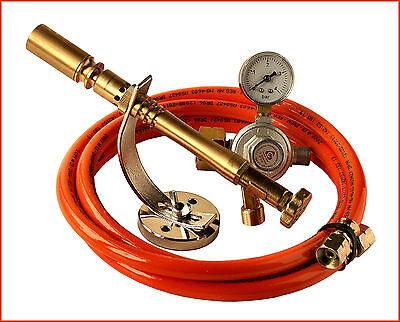 FIRE DEVIL Basic Set 2010 (Eingas Glasperlen-Brenner)