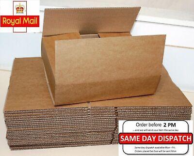 50 Boxes 12x9x2.6