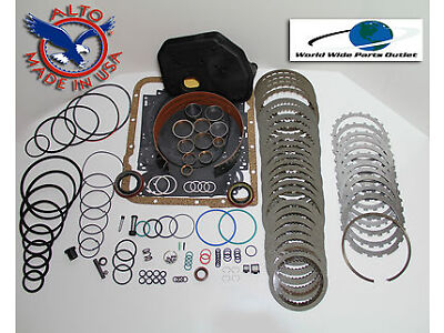 4L60E HD Rebuild Kit LS Kit Stage 4 w/3-4 PowerPack 1993-1996 4L60E