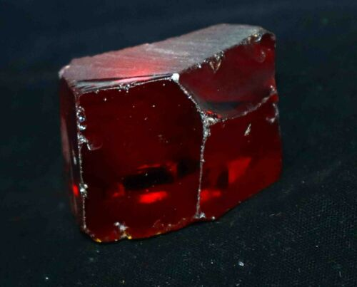 411.70CT Certified Mozambique Uncut Rare Red Ruby Natural Gemstone Rough OG920