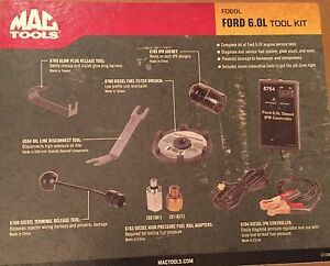 MAC Tools Ford 6.0L Diesel Engine Tool Kit