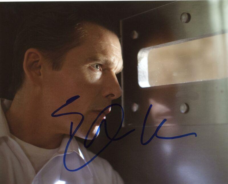 "Ethan Hawke ""The Purge"" AUTOGRAPH Signed 8x10 Photo ACOA"